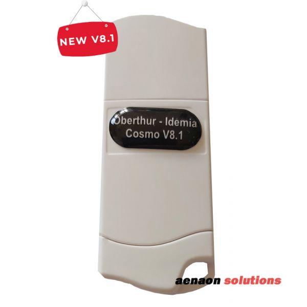 Oberthur V8.1 ID-One Cosmo USB Token: Πιστοποιημένη Ασφαλής Διάταξη Δημιουργίας Ψηφιακής Υπογραφής (ΑΔΔΥ) - USB Token