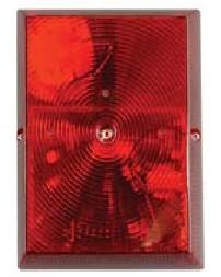 Μηχανισμός σειρήνας Multibox CQR - BCMB/RD/STD - Κόκκινο