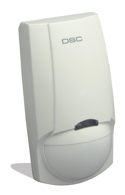 Ανιχνευτής Κίνησης Διπλής Τεχνολογίας (PIR και Μικροκύματα) DSC - LC-104-PIMW-W