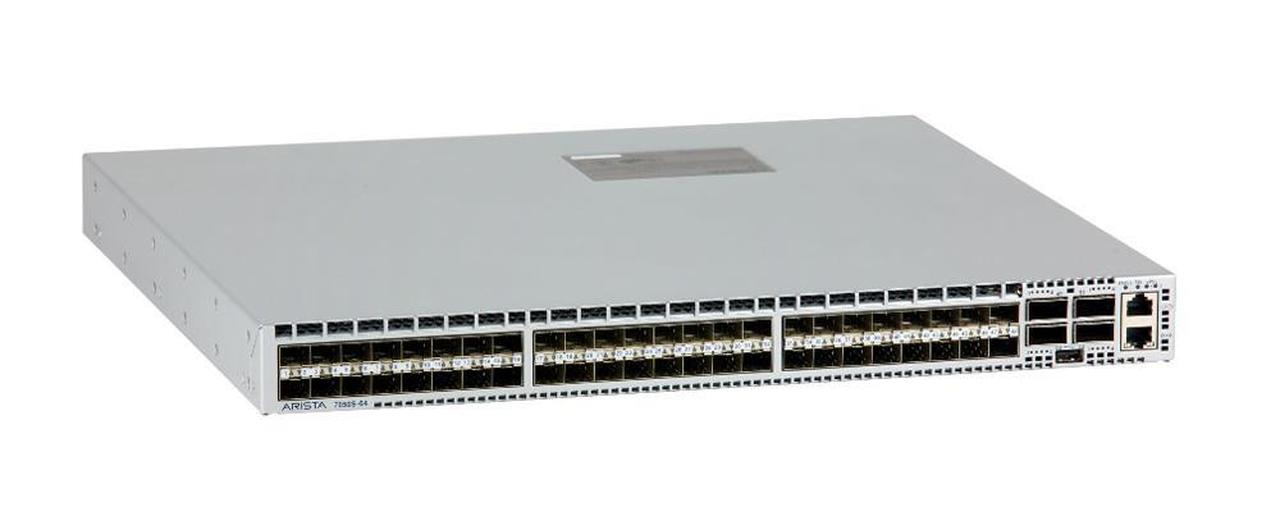 SWITCH ARISTA 7050S-64 48-PORT 10G 2X PSU