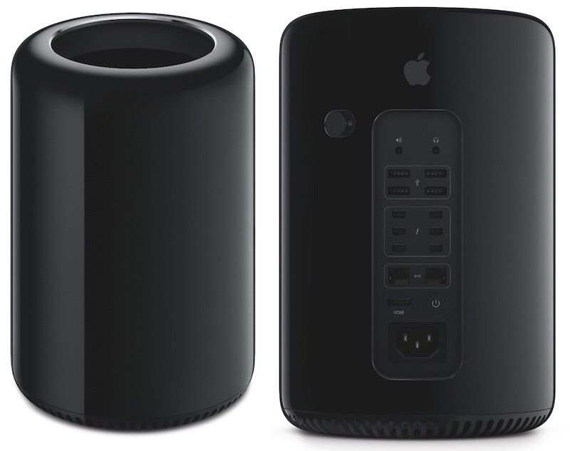 APPLE MAC PRO 6.1  (Late 2013) E5-1620 V2 16GB 512GB NVMe