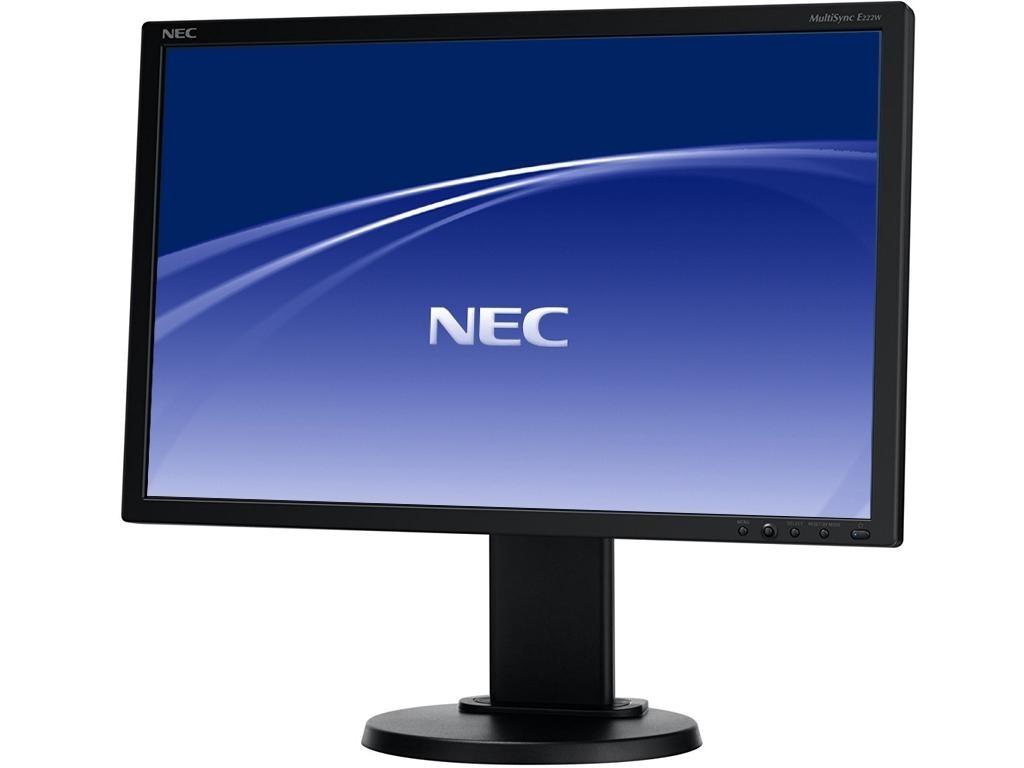 Οθόνη 22″ NEC MultiSync E222W (1680 x 1050)