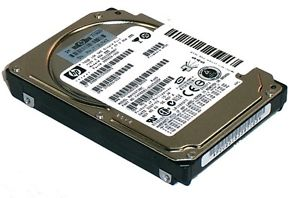 "HDD HP 72GB 10K 2.5"" SAS"