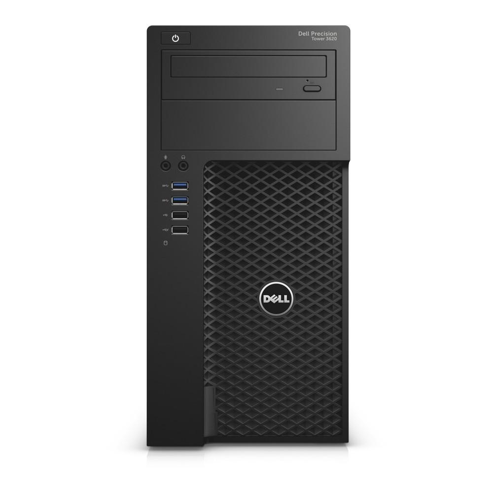 Workstation Dell Precision 3620 MT E3-1270v5 16GB 512GB SSD Quadro NVS 510