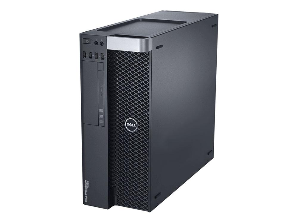 Workstation Dell Precision T3600 E5-1620v2 8GB 320GB DVDRW QUADRO FX1400