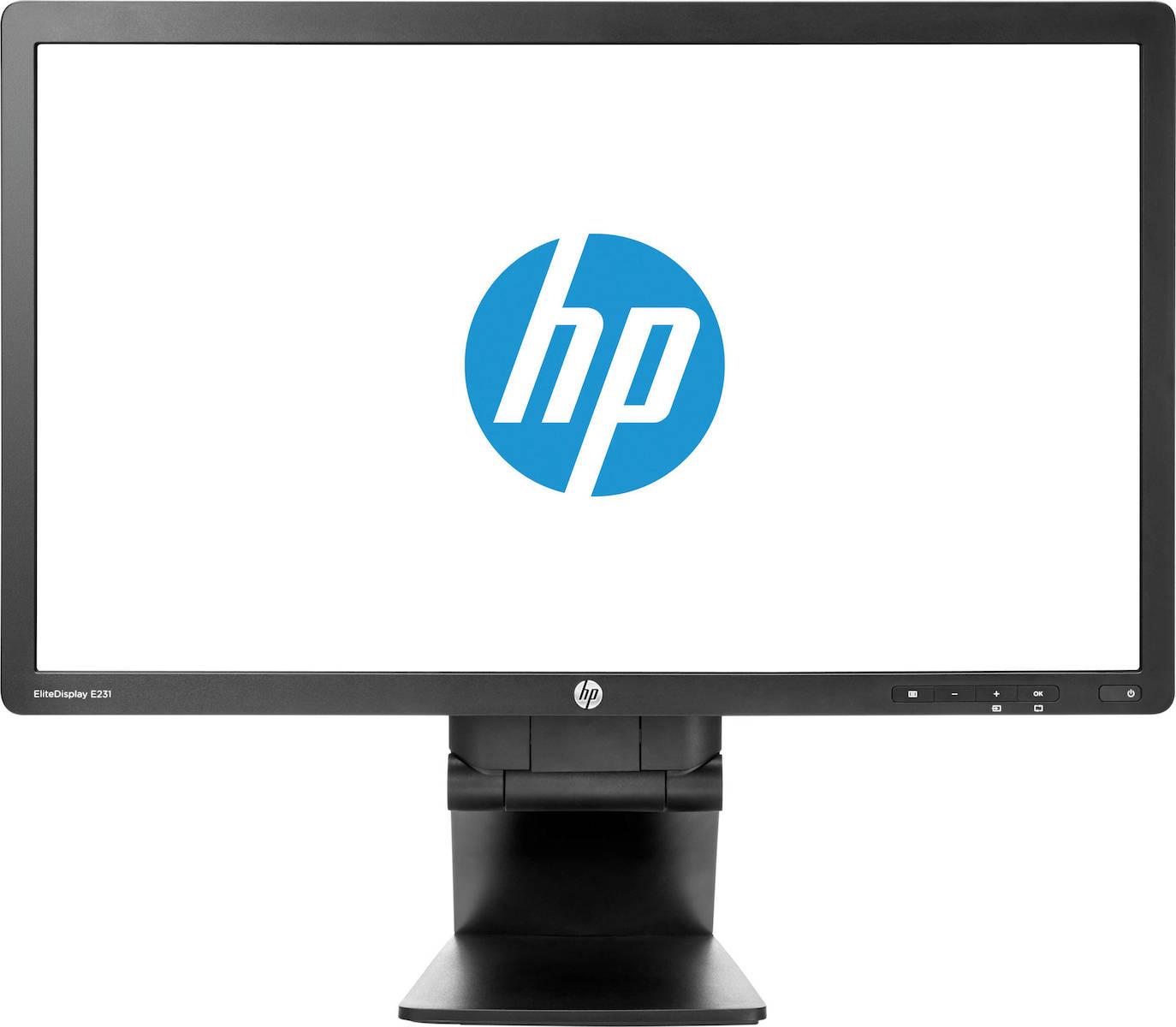 Οθόνη 23″ HP EliteDisplay E231 Full HD (1920 x 1080)