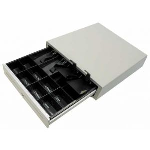 CASH DRAWER AURES 3S 430 White