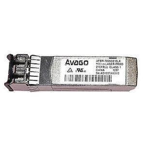 AVAGO 8GBPS SFP OPTICAL TRANSCEIVER AFBR-57D7APZ-ELX