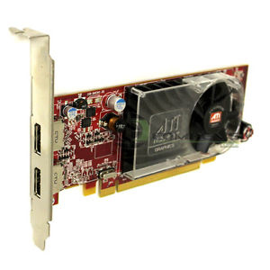 VGA ATI RADEON HD 3470 256MB PCI-E DUAL DISPLAY PORT L.P.