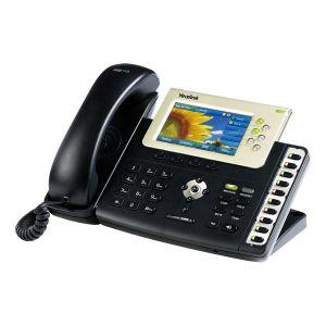 """IP PHONE YEALINK SIP-T38G 6-Line Gigabit 4,3"""" Color Screen"""