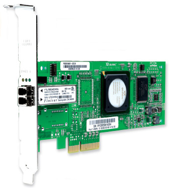 QLOCIG 4GB 1-Port Fibre Channel HBA QLE2460