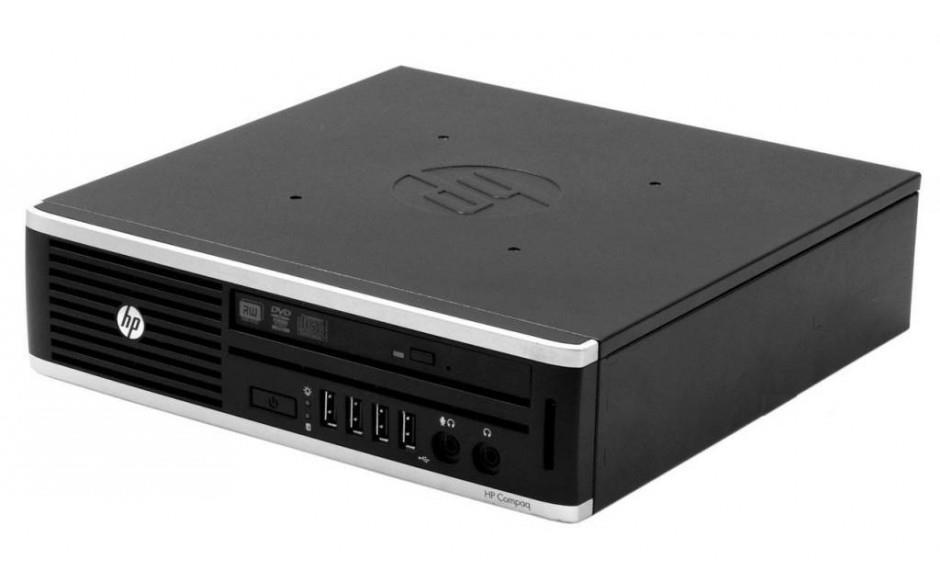 HP Compaq Elite 8300 USDT i5-3470s 4GB 320GB