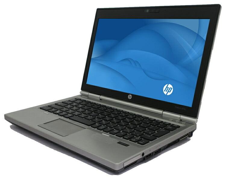"""Laptop 12.5"""" HP Elitebook 2570p i5-3360M 4GB 320GB DVDRW REF"""