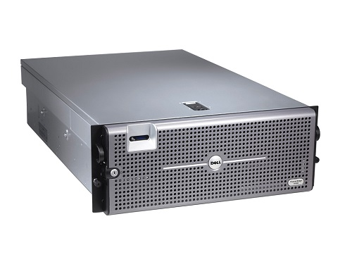 Rackmount server Dell Poweredge R900 4xE7220(2c) 16GB PERC6i 5xLFF 2x1570W