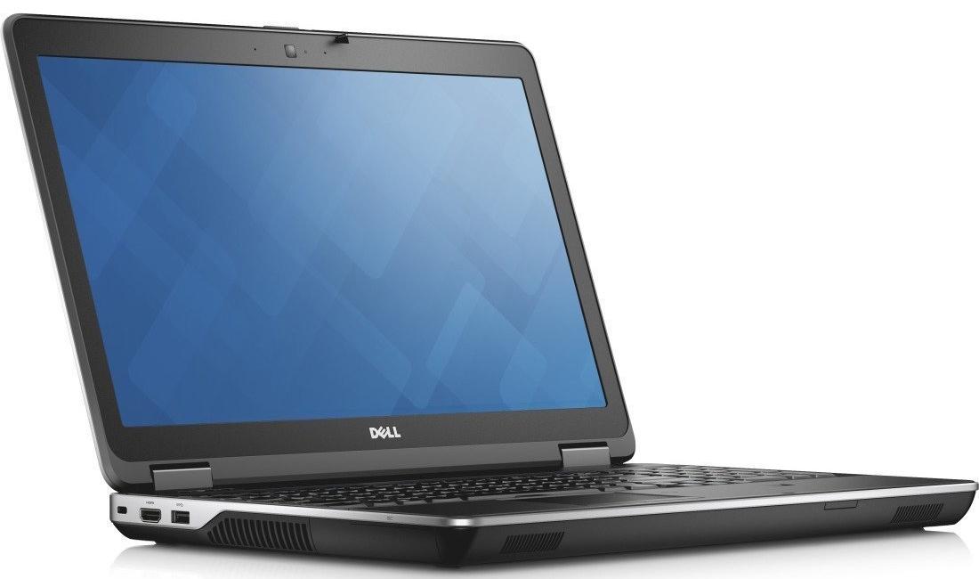 "Laptop 15.6"" DELL PRECISION M2800 i7-4810MQ 16GB 360GB SSD DVDRW AMD FirePro W4170M REF"