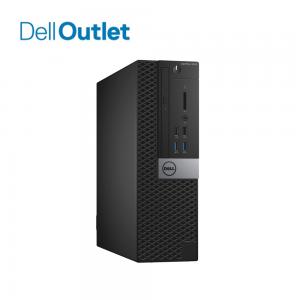 Dell Optiplex 3040 SFF G4400 4GB 500GB DVDRW REF