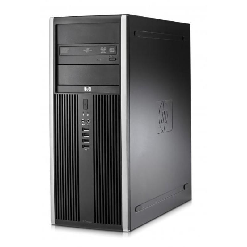 HP Compaq 6200 Pro MT i3-2100 4GB 250GB DVDRW REF
