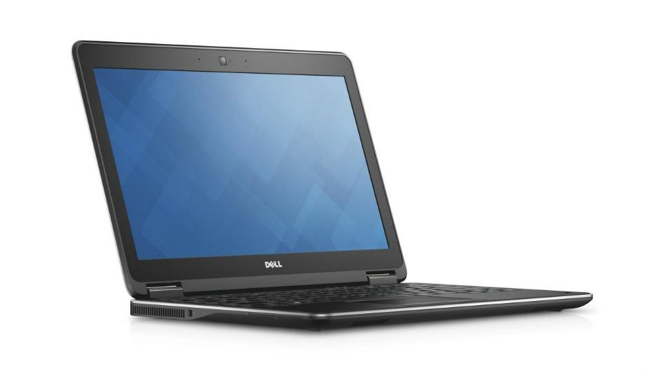 "Laptop 12.5"" Dell Latitude E7250 i5-5300U 8GB 256GB SSD REFurbished"
