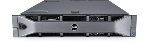 Refurbished Rackmount server Dell Poweredge R710 2xE5620(4c) 16GB 6i 8xSFF 2xPSU