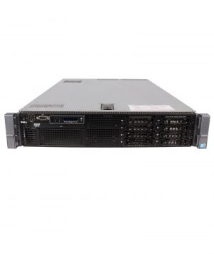 Refurbished Rackmount server Dell Poweredge R710 2xE5620(4c) 16GB 6i 8xSFF 2xPSU 1