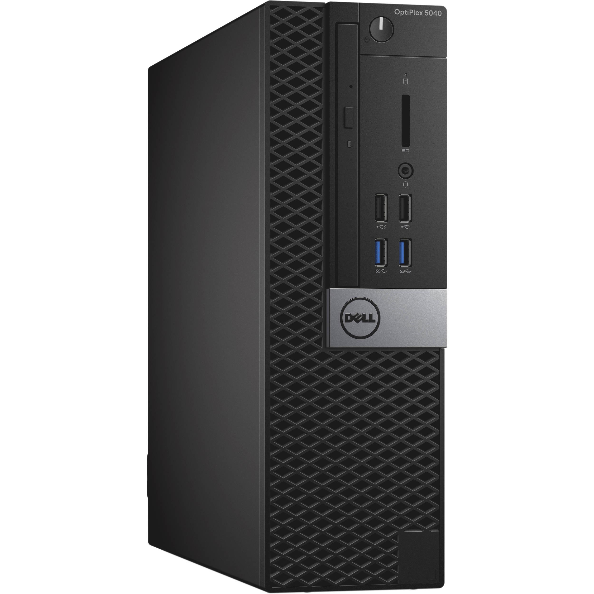 Refurbished pc Dell Optiplex 5040 SFF i5-6500 8GB 500GB DVDRW WINDOWS 10 HOME MAR GR
