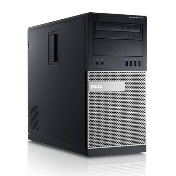 Refurbished pc Dell Optiplex 7010 MT  i5-3570 8GB 500GB DVD-RW
