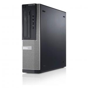 Refurbished Dell Optiplex 390 DT i3-2100 4GB 320GB DVDRW
