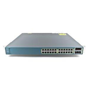 CISCO used Catalyst 3560E-24TD, Switch, 24 ports, Managed