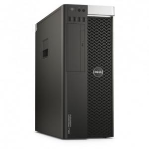 Dell Precision 5810 E5-1620v4 (4-Cores)/64GB/500GB NVMe/DVDRW/Quadro M2000